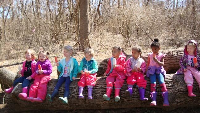Photo credit: The Nature Preschool at Irvine Nature Center