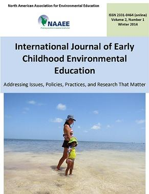 New Issue Of International Journal Of Environmental Education