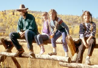 Members of the original Nature Nuts Club in Utah.