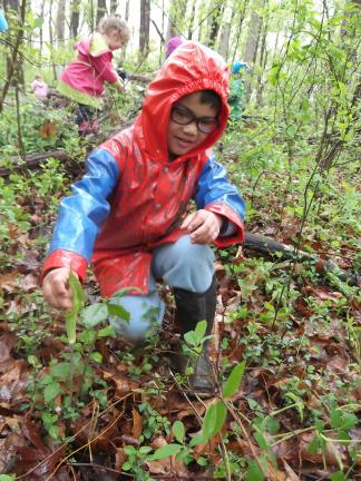 Clarifying policies around weather and outdoor play can increase children's time outdoors.